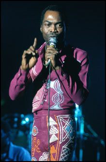 Fela Ransome Kuti The Africa 70 Expensive Shit Water No Get Enemy
